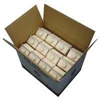 Liquid coffee fine sugar (12 bottles) in a box405